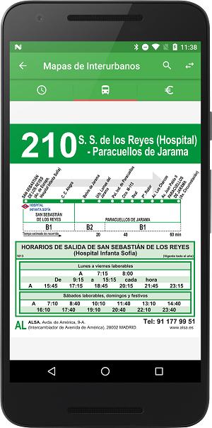 Madrid Metro Bus Cercanías